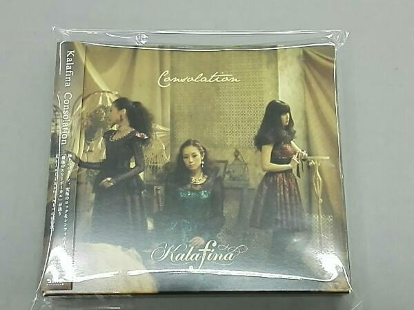 Kalafina Consolation(初回生産限定盤B)(Blu-ray Disc付) ライブグッズの画像
