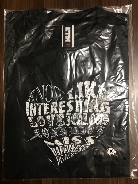 新品 ケツメイシ KTM ライブ Tシャツ ライブグッズの画像