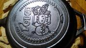 ★日清食品★おうちキャンプグッズプレゼント当選品★★LODGE(ロッジ)2WAYダッチオーブンLCC3★