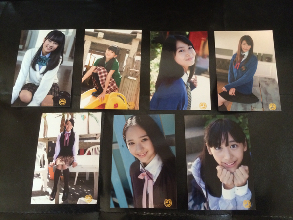 私立恵比寿中学 チームしゃちほこ 3Bジュニア 写真 ライブグッズの画像