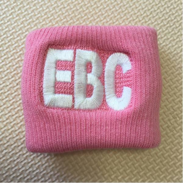 ほぼ新品☆エビ中 星名美怜 EBC リストバンド 私立恵比寿中学 ピンク☆超美品