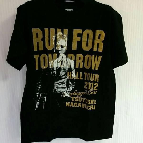 長渕剛2012RUN FOR TOMORROW Tシャツ Mサイズ 0765