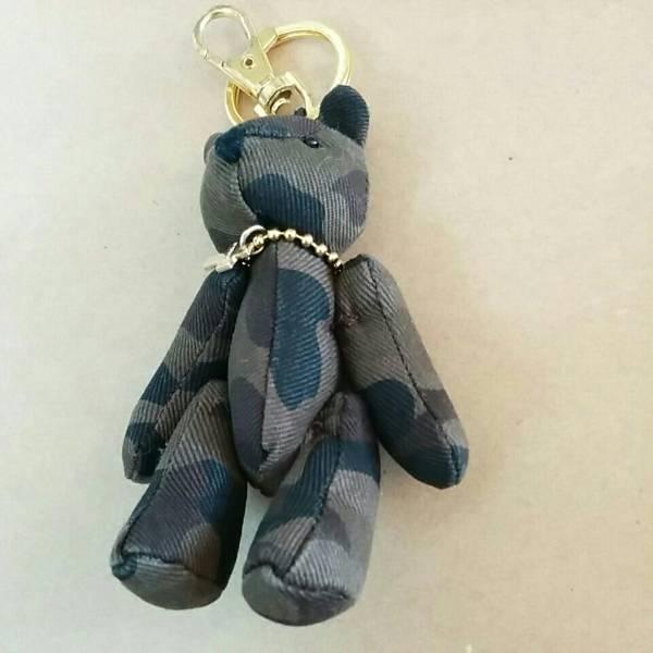 the GazettE ガゼット ベアキーリング 迷彩 キーホルダー bear グッズ BM BLACK MORAL 0866