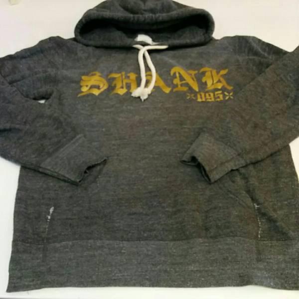 SHANK 095 パーカー hey-smith totalfat sim deviluse tシャツ Sサイズ 124