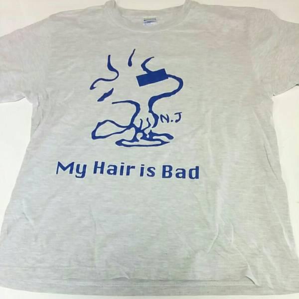 my hair is bad/Tシャツ/レア/ninth apollo/Lサイズ/ 0919