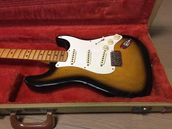 【値下げ】Fender CSストラト イングヴェイ仕様(改)中古