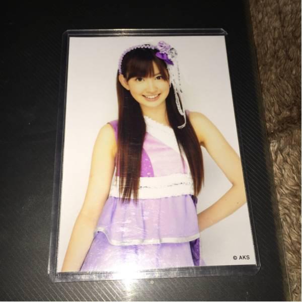 AKB48生写真 小嶋陽菜卒業記念 Gロッソ