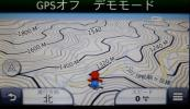 ☆等高線付最新日本地図 2017 ガーミン用 送無