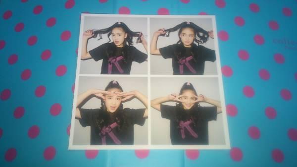 E-Girls colourfull world 藤井夏恋 会場限定フォトカード Happiness ライブグッズの画像