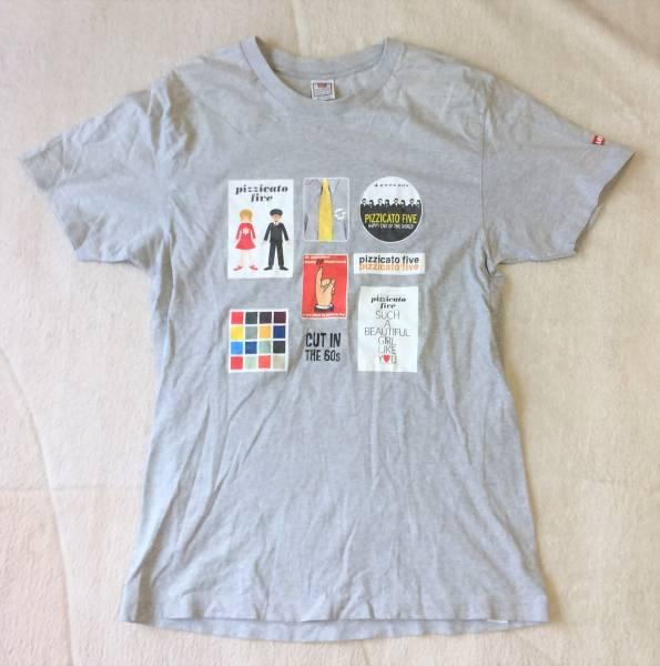 PIZZICATO FIVE ピチカートファイブ リーバイス コラボ Tシャツ