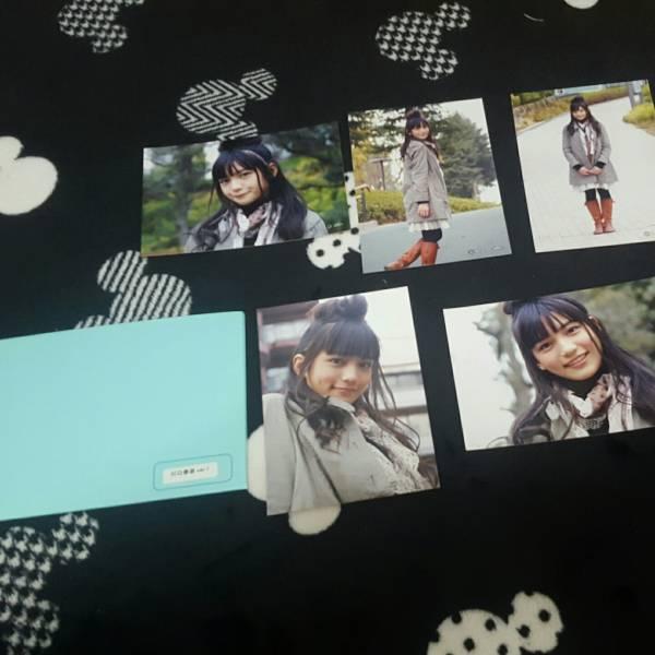 川口春奈 公式 生写真 5枚セット ver.1