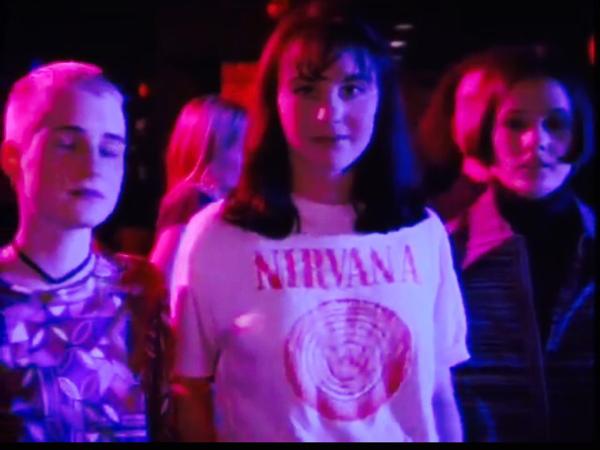 【新品】Nirvana Sub Pop サークル Tシャツ S/S Lサイズ Sonic Youth オルタナティブ グランジ 90s カートコバーン_画像1