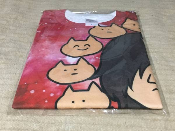【貴重】ヤバイTシャツ屋さん くそデザインTシャツ Lサイズ 新品