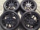 クロススピード RS9 15インチ N-BOX N-WGN N-ONE タント ムーブ コンテ ウェイク ワゴンR ルークス 165/55R15 軽量 プレオ モコ ラパン