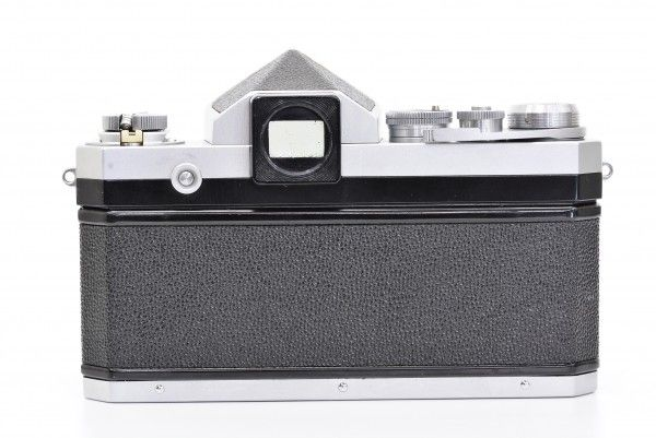 Nikon ニコン F アイレベル 中期モデル + NIKKOR-S Auto 50mm F1.4 非Ai フィルム 一眼レフ フォトミック付き 送料無料 1円オークション_画像2