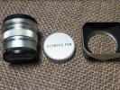 ★M.ZUIKO DIGITAL ED 12mm F2.0★ ◆レンズフード◆金属レンズキャップ◆付き 極美品