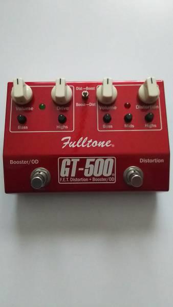 美品 Fulltone(フルトーン) GT-500