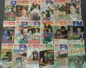 宅E6336□週刊FM東版 1982-1983年 18冊セット 松田優作 サザン ユーミン 海援隊