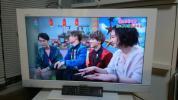 ☆美品!人気のホワイト SONY BRAVIA 液晶テレビ KDL-32EX300 32インチ リモコン・B-CASカード付☆