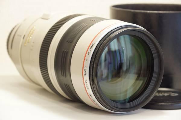 キヤノン Canon 望遠ズームレンズ EF100-400mm F4.5-5.6L IS USM フルサイズ対応