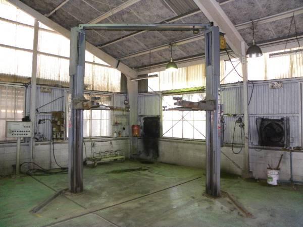 中古 門型リフト 3トン バンザイ SPOA7-PZAW 洗車対応 オフセットアーム ロータリーゲート SPOA7-217_画像3