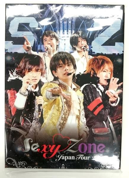【中古美品】Sexy Zone「Japan Tour 2013」Blu-ray (初回限定盤)