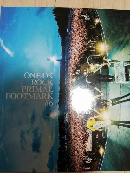 ONE OK ROCK PRIMAL FOOTMARK 2017