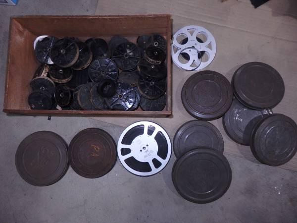 戦前 pathe 9.5mmフィルム 41本以上まとめて
