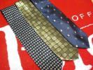 USED となりのトトロ スタジオジブリ ネクタイ 3本 定価9800円