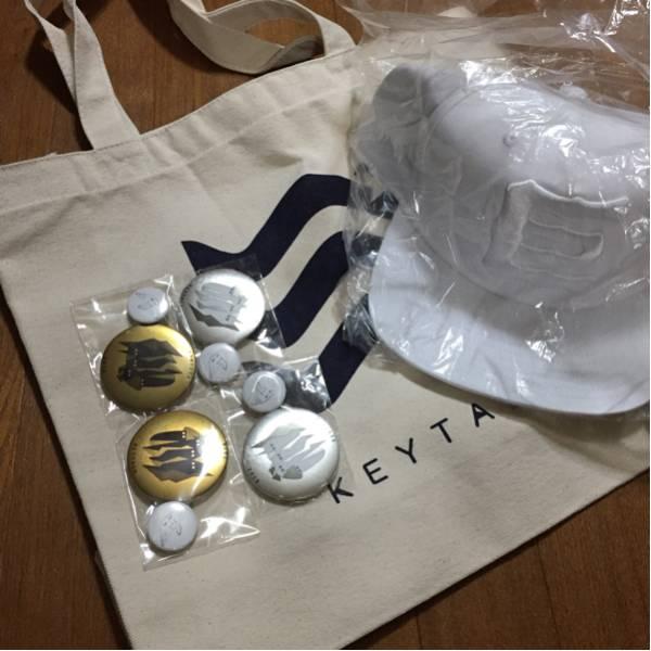 KEYTALK 缶バッジ グッズ トート キャップ 巨匠着用 セット 金銀 ライブ ライブグッズの画像