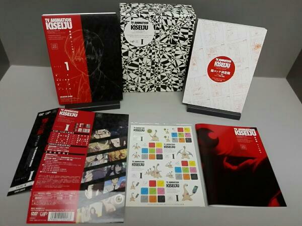 寄生獣 セイの格率 DVD-BOX Ⅰ グッズの画像