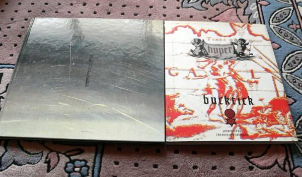 BUCK-TICK パンフレット&写真集「狂った太陽」「huper」 バクチク  櫻井敦司