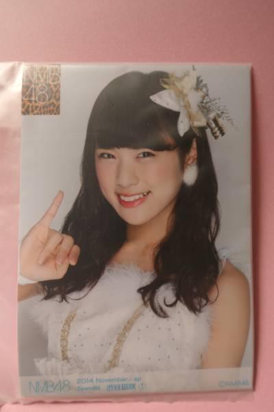 AKB48 NMB48 個別生写真5枚セット 2014 November 渋谷凪咲 ライブ・総選挙グッズの画像
