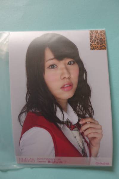 AKB48 NMB48 個別生写真5枚セット 2015 February 藤江れいな ライブ・総選挙グッズの画像