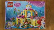 ★新品未開封★レゴ ディズニー・プリンセス アリエルの海の宮殿 41063 LEGO