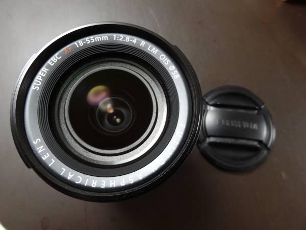 【ほぼ新品】FUJINON XF18-55mm F2.8-4 R フジノンレンズ LM OIS★
