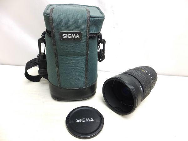 シグマ レンズ SIGMA ZOOM 15-30㎜ 1:3.5-4.5 DG FS10562