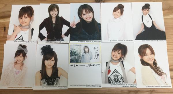 【L判】モーニング娘。高橋愛公式生写真10枚セット47