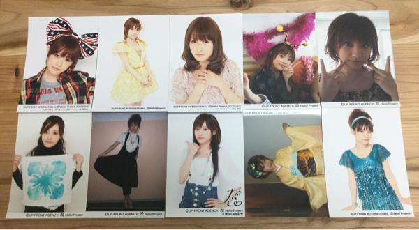 【L判】モーニング娘。高橋愛公式生写真10枚セット44