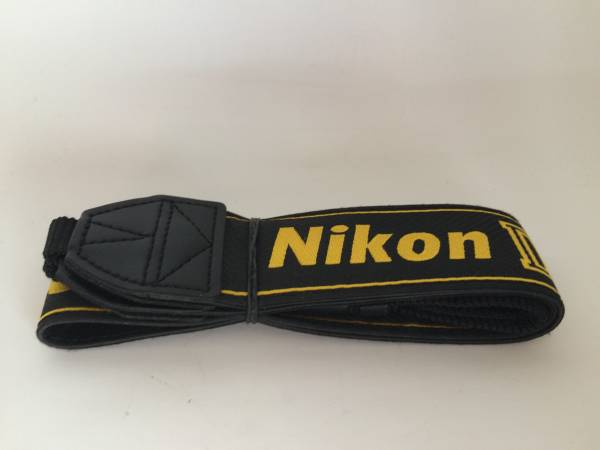 Nikon ニコン 純正ストラップ D600