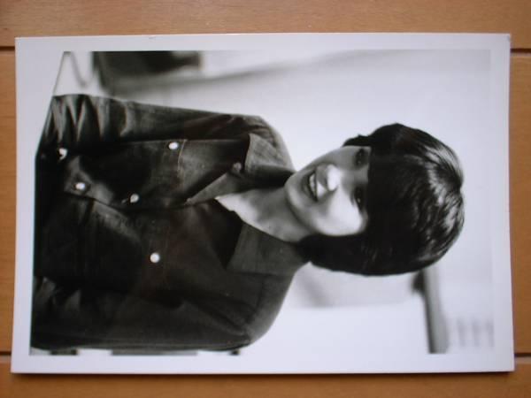キャンディーズ 白黒写真1枚 77.8.22 伊藤蘭