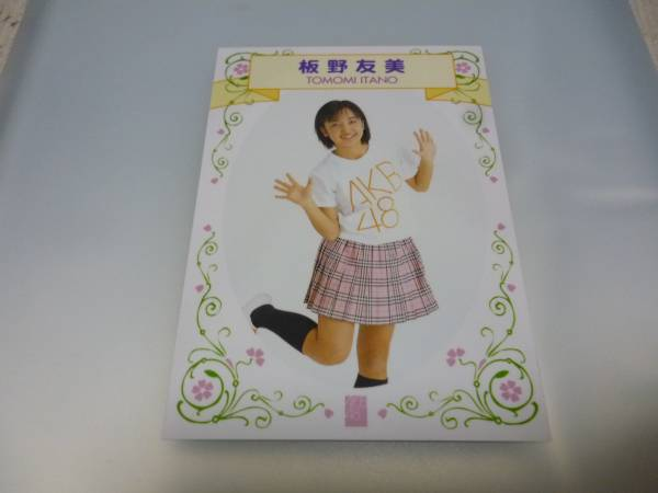 ★AKB48 桜の花びらたち 板野友美 トレカ