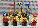 ☆海賊☆ レゴ ミニフィグ 大量12体 南海の勇者 船長 兵士 LEGO 人形 旗 海賊旗