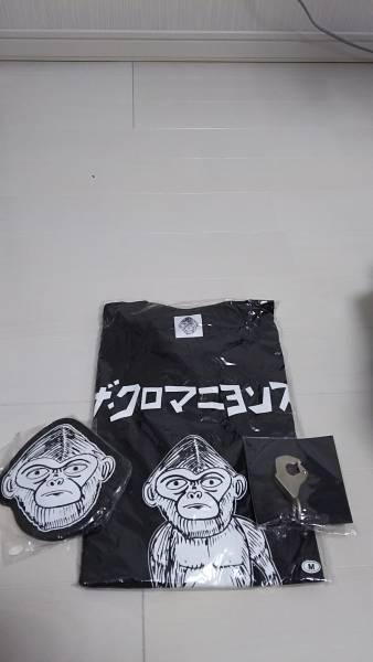 ザ・クロマニヨンズ Tシャツ コインケース フックセット 新品 ライブグッズの画像
