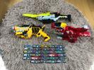 キョウリュウジャー セット♪ガブリボルバー 獣電池 変身銃 ガブリカリバー ガブティラでカーニバル 戦隊ものまとめ売り♪