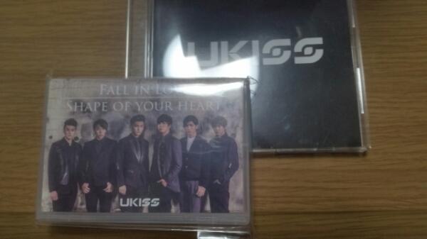 U-KISS 「FALL IN LOVE」新品プレイボタン&公式特典 非売品DVD  ライブグッズの画像