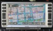 【送料701円~】 トヨタ純正DVDナビ ND3T-W54 動作確認済 GPS+地図SOFT付なのですぐに使えます/DSPやEQ内蔵の高音質モデルです