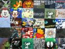 アメリカ輸入★人気 キャラクター プリント Tシャツ 30枚セット★古着卸 ディズニー ルーニーテューンズ スヌーピー