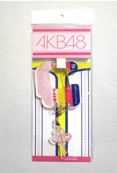 AKB48 峯岸みなみ 2/18発売 アクリルカラビナ(全67種) ライブ・総選挙グッズの画像