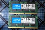 crucial DDR4-2133 (PC4-17000) 8GBx2 16GB Kit SODIMM